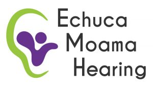echuca moama hearing clinic audiologist logo